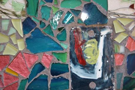 Jacqueline Barnett Trivet 2009 - detail