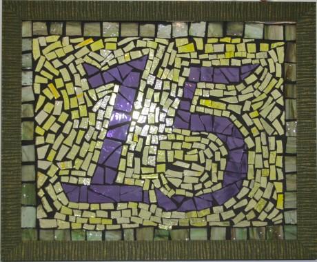 Barnett/Sokolow House Numbers