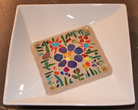 Custom tray