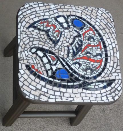 Custom stool