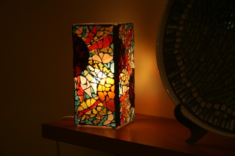 small lamp - Mari Ingram