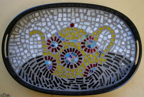 "Teapot Tray by Woodleigh Hubbard (18""x11"")"