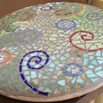 "15"" Lazy Susan - side view"