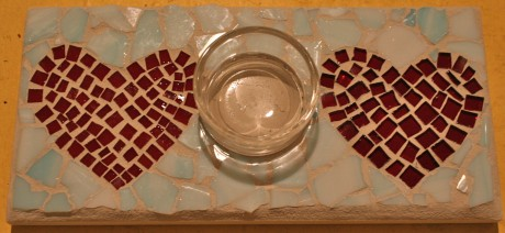 "4""x8"" Candle tray"